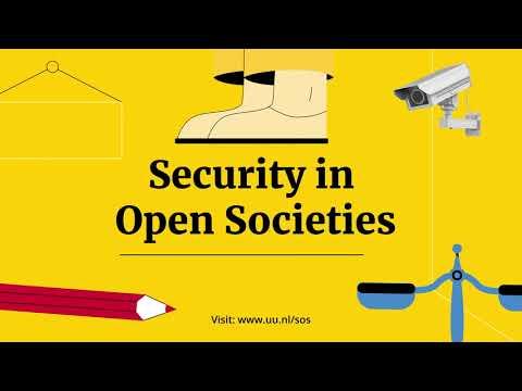Universiteit Utrecht - Security in Open Societies || Sound Design