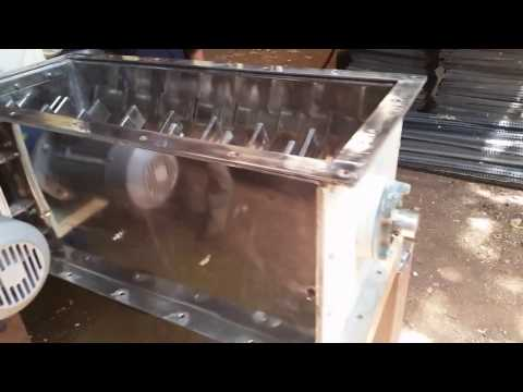 Lumps Breaker Machine