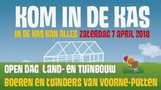 Kom in de Kas 2018 – Boeren & Tuinders van Voorne-Putten