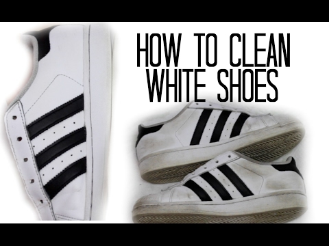 size 40 753bd a9b7e HOW TO CLEAN ADIDAS SUPERSTARS  EASY AND FREE  Stesha