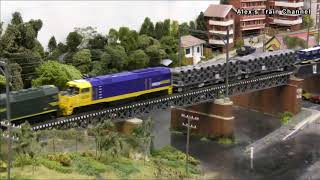 2018 Sydney Model Railway Exhibition   Whitlam Centre Liverpool