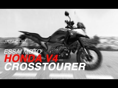 HONDA - CROSSTOURER DCT