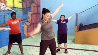 HealthWorks! Youth Fitness 101   Warm Up |  Cincinnati Children's