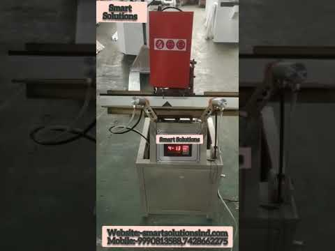 2 Axis Automatic Water Slot Milling Machine