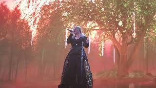 Kelly Clarkson   Never Enough (Loren Allred Cover) @ TD Garden Boston