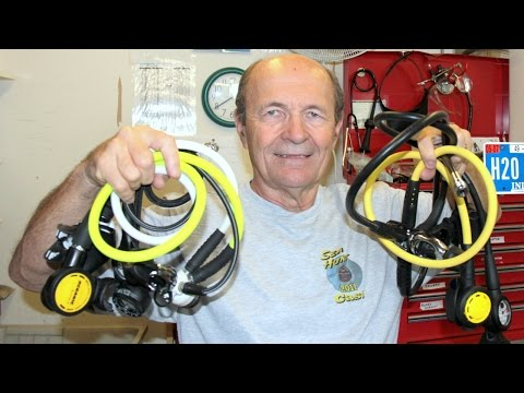 Scuba Tech Tips: Regulator Flex Hoses  – Good Or Bad? – S04E04