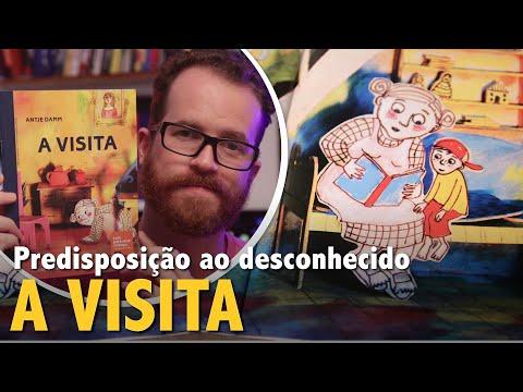 A visita, leia para uma criança | Literatura infantil