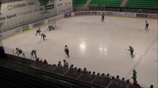 U-14 DP 19.3.2017 HK Olimpija – HD Mladi Jesenice, posnetek celotne tekme