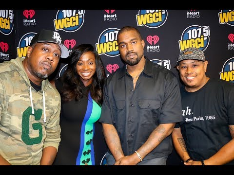 FULL INTERVIEW: Kanye West Finally Comes Home To Chicago!