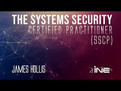 The Systems Security Certified Practitioner (SSCP) - YouTube