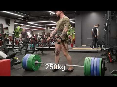 70 svarų svorio vyras