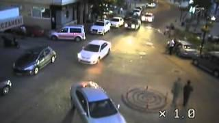 Mobese kameralarındaki trajikomik kazalar 2012