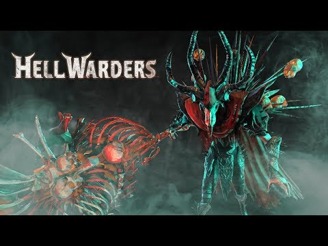 Hell Warders - Launch Trailer thumbnail