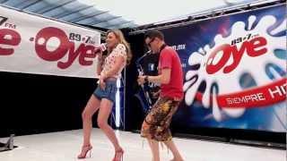 Lollipop - Alexandra Stan en el Oye Live de Oye 89.7 FM