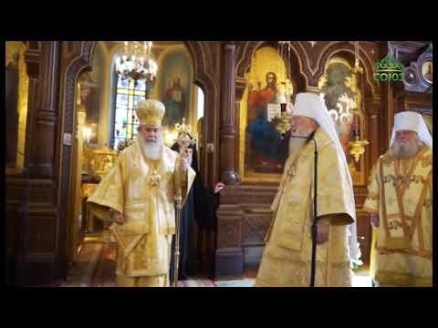 Церковь святой троицы сочи