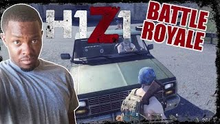 WHAT A HORRIBLE WAY TO GO!! - H1Z1 Battle Royale Gameplay