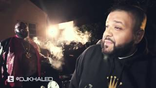 Behind The Scenes : DJ Khaled  I Did It For My Dawgs ft. Rick Ross French Montana