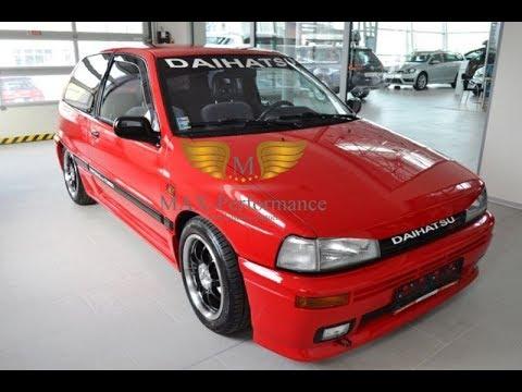 Daihatsu Charade GTti