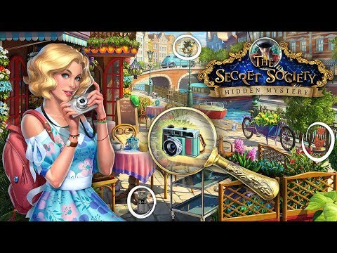 G5 Games - The Secret Society® - Hidden Mystery
