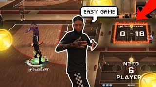 99.9% OF Point Guards FEAR THIS 1v1 COURT BUT ME! NBA 2K20 ANTE UP!