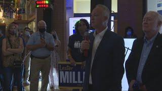 Lester Miller talks winning Macon-Bibb mayor seat