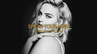 Anne Marie - Used To Love You(Audio)