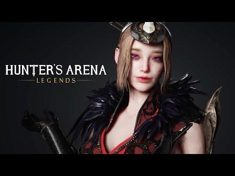 Hunter's Arena: Legends | Stunning Action MMORPG & Battle Royale Hybrid