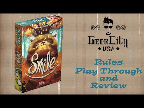 Smile - Rules, Playthrough, and Review