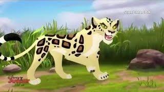 قيادة الاسد الحارس | الفهد ماكوتشا الشرير جاء لأرض العزة | الانترنت لاين اوف