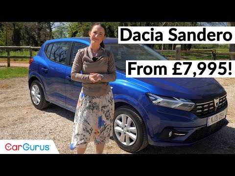 Dacia Sandero 2021 Review: The cheapest new car you can buy | CarGurus UK