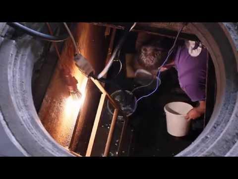 гаражный дела: ремонт кессона, часть 1