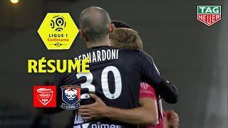 Nîmes Olympique - SM Caen ( 2-0 ) - Résumé - (NIMES - SMC) / 2018-19