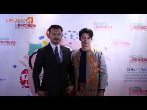 Artis korea dan indonesia wakili negaranya jadi tamu di korea indonesia film festival 2015