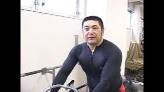 選手のこだわり小嶋敬二選手
