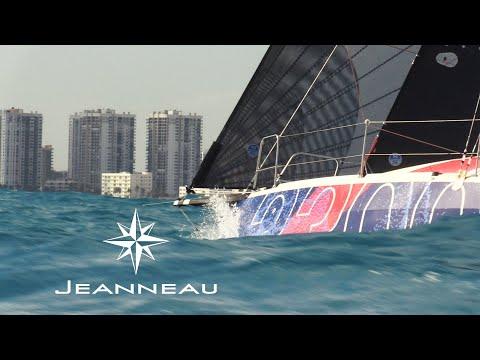 Jeanneau Sun Fast 3300 video