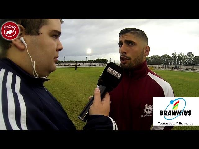 Federico Castro vs Estudiantes