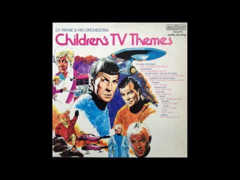 "Cy Payne & His Orchestra - Star Trek (from ""Star Trek"") [1972]"