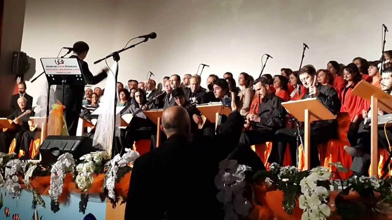 Başkan Zihni Şahin Musiki Cemiyeti Korusunda