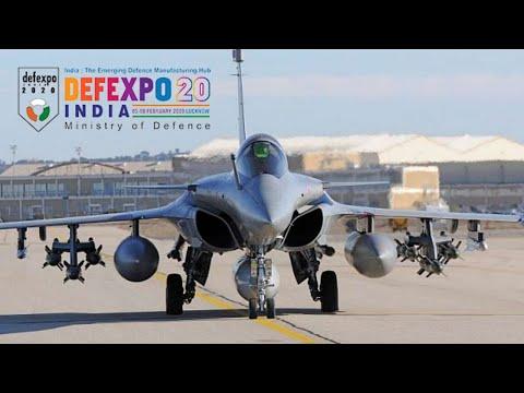 DefExpo 2020 in Lucknow | luckyynow