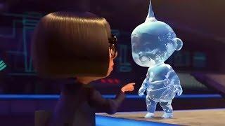 Incredible 2 - Edna & Jack-Jack Deleted Scenes