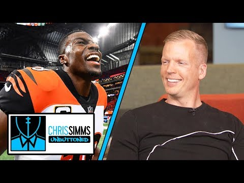 Bengals' A.J. Green on playing under new coach Zac Taylor | Chris Simms Unbuttoned