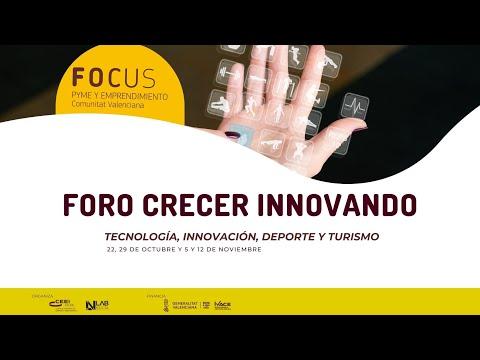 Apertura institucional Foro Crecer Innovando Lab Nucia 20[;;;][;;;]