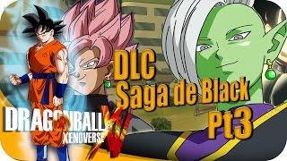 DLC TRUNKS DEL FUTURO LA SAGA DE BLACK Pt3   DRAGON BALL XENOVERSE