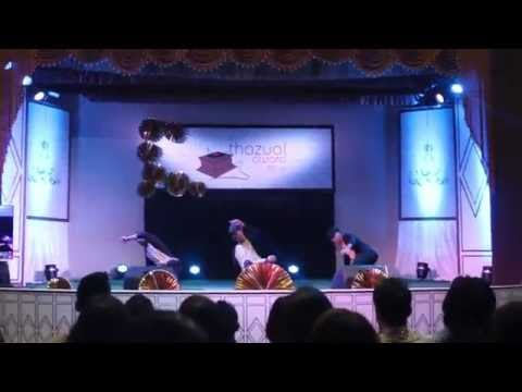 Mizo Dance Camp Team || Thazual Awards 2016 || Mizo Zai Leh Lam Tribute