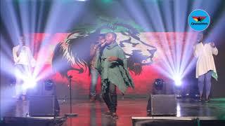 Akese Brempong thrills gospel reggae lovers at AGAFEST