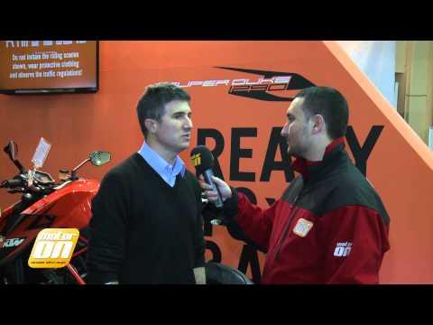Eurasia Moto Bike Expo 2014 - KTM