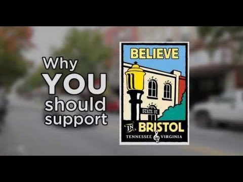 Why you should support Believe in Bristol!