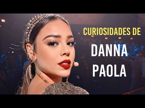 Danna Paola video Curiosidades de Danna Paola - Marzo 2020
