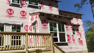 84 Lumber BreatheEZ™ House Wrap