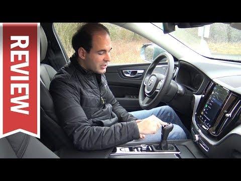 Volvo XC60 D4 mit 6-Gang Schaltung? Verbrauch & Assistenzsysteme im Detail